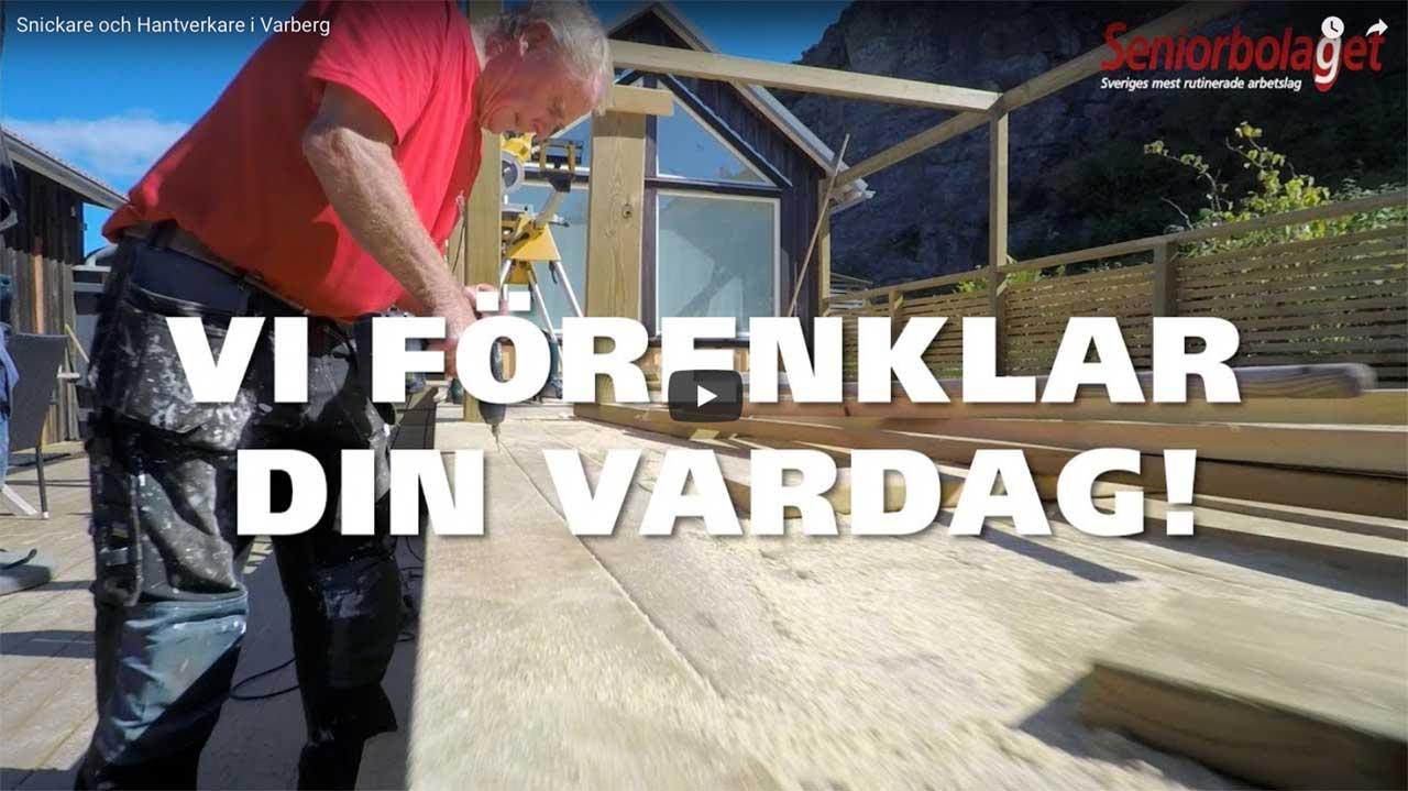Webbfilm för Seniorbolaget